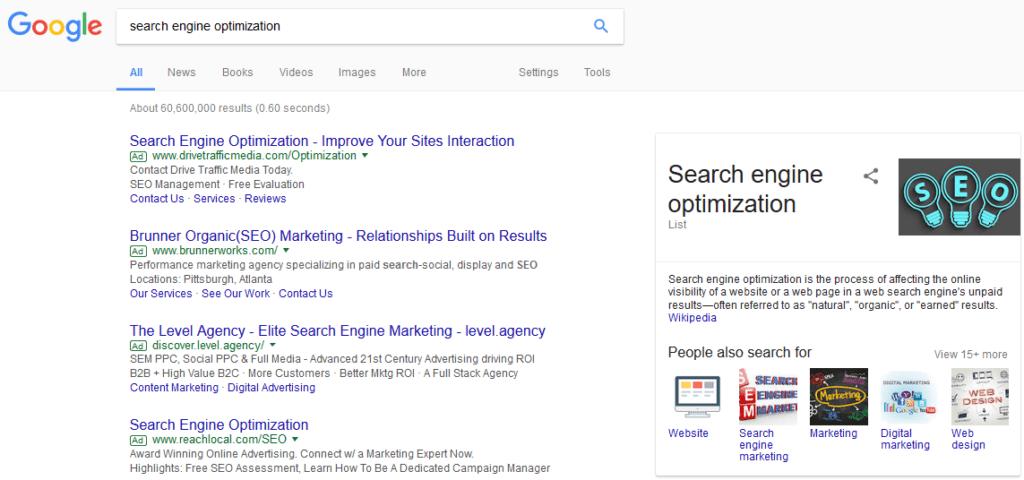 Albuquerque search engine optimization