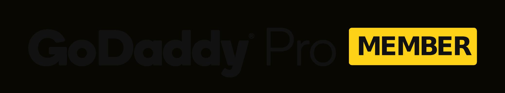 GoDaddy Pro Member Badge