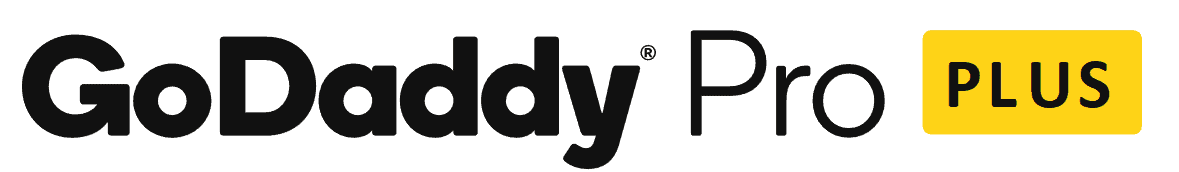 GoDaddy Pro Plus Badge